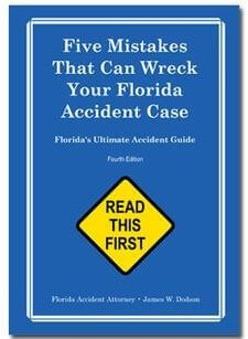 Information You Need After a Florida Car Accident