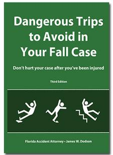 What To Do After Your Florida Fall Accident | Free eBook
