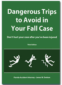 Free Book: Dangerous Trips to Avoid in Your Fall Case