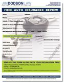 Download this Form and Get a Free Review of Your Florida Auto Insurance