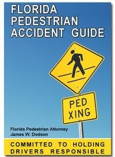 Free eBook: Florida Pedestrian Accident Guide