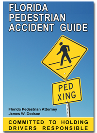 Free Florida Pedestrian Accident Guide