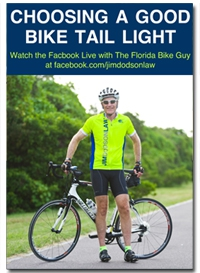Information on Choosing a Good Bike Tail Light