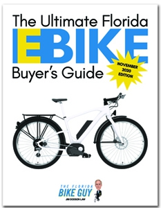 "Free Download of ""The Ultimate Florida eBike Buyer's Guide"""