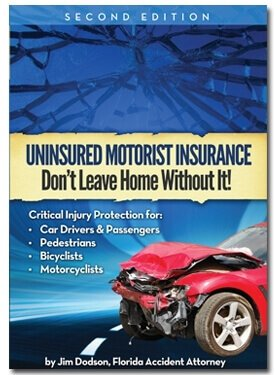 Free eBook: Uninsured Motorist Insurance - Don't Leave Home Without It