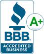 Better Business Bureau Badge Recognizing Jim Dodson Law Firm